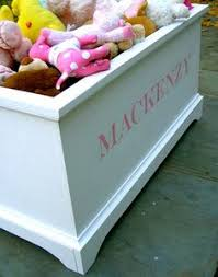 easy diy toy box or blanket box free plans and great tutorial