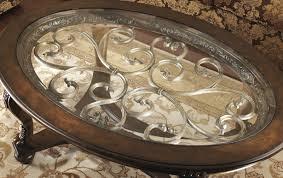 Traditional Dark Brown Norcastle Sofa Table by Photo Of Norcastle Coffee Table With Norcastle Traditional Dark