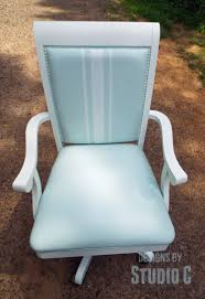 Americana Decor Creme Wax by An Easy Makeover For An Old Office Chair U2013 Designs By Studio C