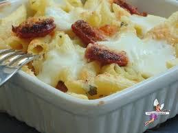 gratin de pâtes au chorizo et fromages yumelise recettes de cuisine
