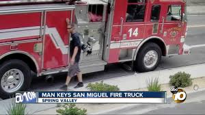 Surveillance Video Captures Man Keying San Miguel Fire Truck ... Pink Taco Takes Over Trader Vics In The Pearl District Eater Portland Event Motoring San Diego Ca New Used Cars Trucks Sales Service Water Truck Equipment For Sale Equipmenttradercom 2019 Ford Ranger Tour And For On Cmialucktradercom Lexus Serving Jeep Classics Near California 2015 Ducati Scrambler Urban Enduro Cycletradercom Courtesy Chevrolet The Personalized Experience Hino Dump Cstruction