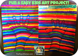 Teaching Kids Art Project Fun Easy Projects For