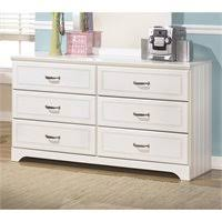 signature design by ashley furniture zayley 6 drawer dresser in