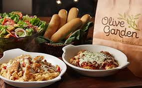 FREE Gift Card to Olive Garden or Red Lobster Simple Coupon Deals