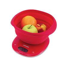 balance de cuisine avec bol balance de cuisine avec bol en silicone pliable jc 466 e clypse