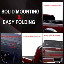 Tri-Fold Truck Bed Tonneau Cover For 2007 2008 2009 2010 2011 2012 ... Extang Solid Fold 20 Truck Bed Cover Hard Folding Bakflip G2 Alterations Tonneaubed By Advantage 55 The Vp Vinyl Series Buff Bak Hd Without Cargo Channel Undcover Armorflex Bedcover Fits 62018 Toyota Aftermarket Lund Intertional Products Tonneau Covers Mx4 Industries 48407 Trifold Installation Youtube 6 57 35501 Nissan Navara Np300 Soft Tonneau
