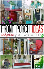 Inexpensive Screened In Porch Decorating Ideas by Front Porch Ideas Inspire Your Welcome This Spring Curb