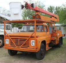 1969 Ford F600 Bucket Truck | Item H2064 | SOLD! June 3 Gove...