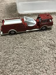 100 Tootsie Toy Fire Truck Vintage Aerial Ladder