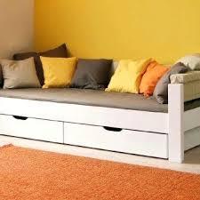 canap lit avec rangement banquette lit avec rangement canape lit tiroir decoration canape lit