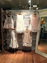Clothing Display Ideas Boutique Window Design Wedding Store Wall