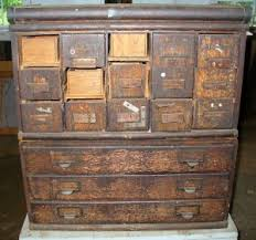 Agora Marketplace Antiques favorite barn finds Apothecary Chest