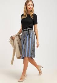 max u0026 co dress max u0026co carlotta wrap skirt light blue women