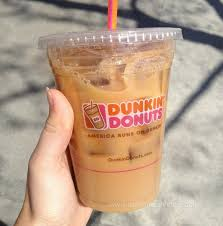 An Open Letter To My Dunkin Donuts Iced Coffee