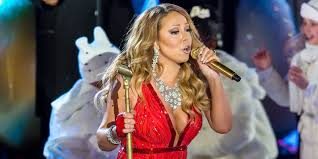 Rockefeller Christmas Tree Lighting Mariah Carey by Mariah Carey Bombs At Nyc Tree Lighting