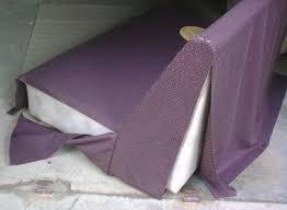 faire housse canapé chambre fabriquer housse canapé d angle canape d angle couture