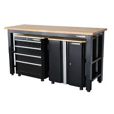 Home Depot Plastic Garage Storage Cabinets by Husky Garage Cabinets U0026 Storage Systems Garage Storage The