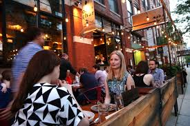 Best new outdoor dining spots in Chicago and suburbs Chicago Tribune