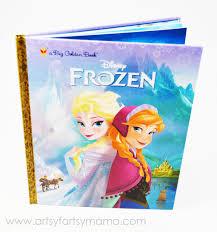 Disney FROZEN Books Now At Walmart On Artsyfartsymama FrozenFun Shop Cbias