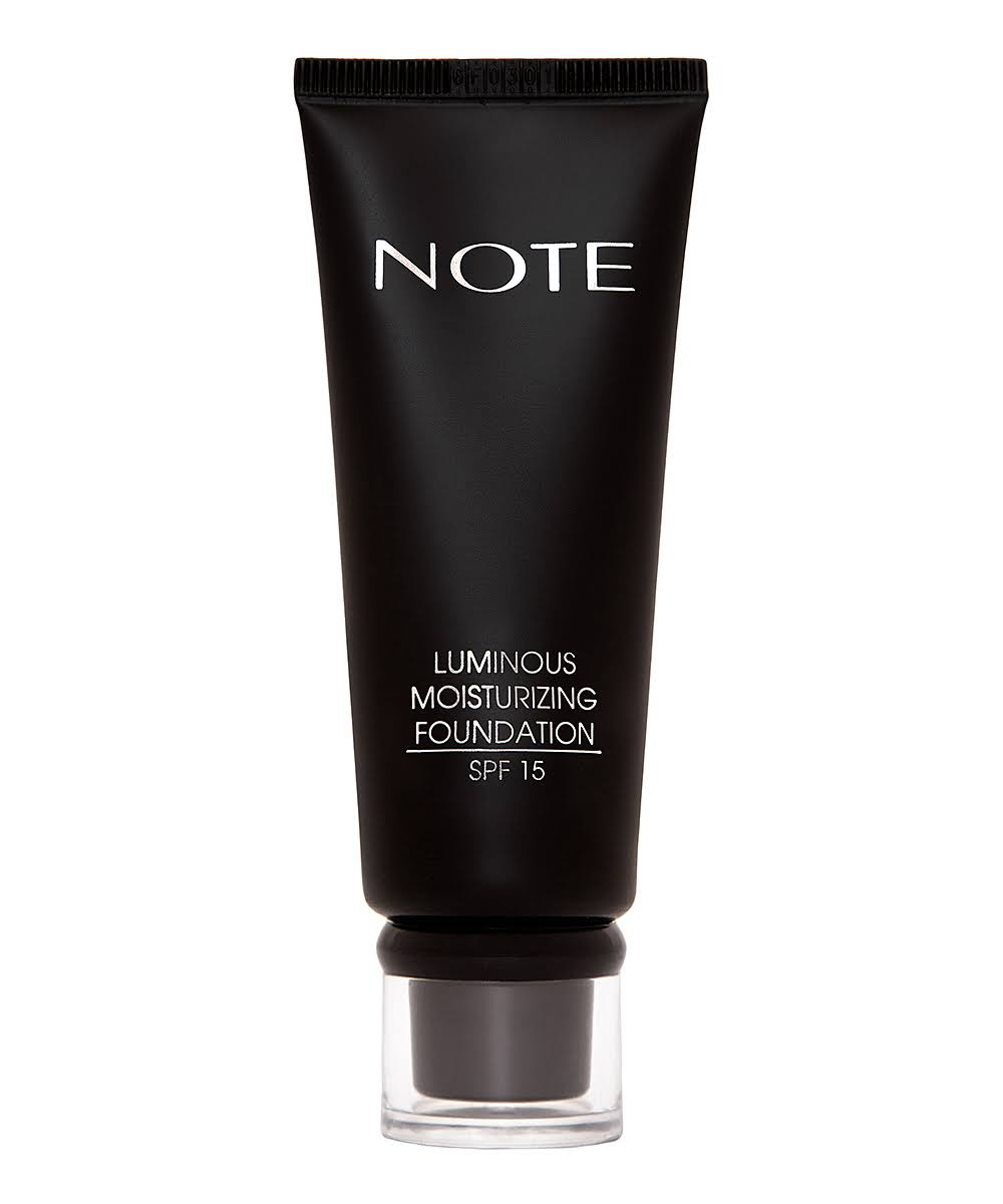 Note Luminous Moisturizing Foundation - Brown 05,SPF 15