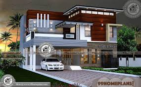 104 Housedesign 2 Storey House Design With Terrace With Contemporary Modern Homes