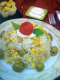 cuisine salade de riz recette de salade de riz au chignons et au thon