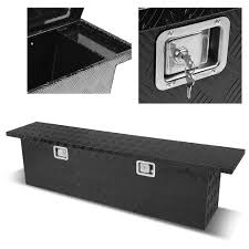 ModifyStreet 63x12x165 Black Aluminum Truck Bed Camper Storage Tool ... Truck Bed Tool Box From Harbor Freight Tool Cart Not Too Long And Brute Bedsafe Hd Heavy Duty 16 Work Tricks Bedside Storage 8lug Magazine Alinum Boxside Mount Toolbox For 50 Long Floor Model 3 Drawers Baby Shower 092019 Dodge Ram 1500 Extang Express Tonneau Cover 291 Underbody Flat Montezuma Portable 36 X 17 Chest With Covers Trux Unlimited 49x15 Tote For Pickup Trailer Better Built 615 Crown Series Smline Low Profile Wedge Truck Bed Drawer Storage