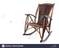 Bamboo Rocking Chair Stock Photos & Bamboo Rocking Chair ...