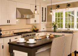 Mocha Kitchen Traditional Kitchen Seattle by Kayron Brewer