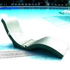 Swimming Pool Chair In Lounge Chairs Floating Wicker