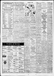 Asbury Park Press From New Jersey On October 25 1965 Page 26