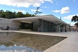 100 Barcelona Pavilion Elevation Simple Mediterranean House Plans Mies Van Der