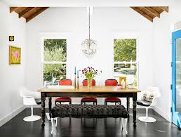 8 Lighting Ideas For Above Your Dining Table Chandelier While Chandeliers Have