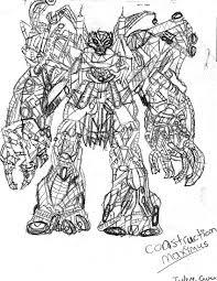 Coloriage Transformers à Imprimer Gratuit Free Printable Transformers Coloring Pages For Kids Coloriage Transformers Gratuit