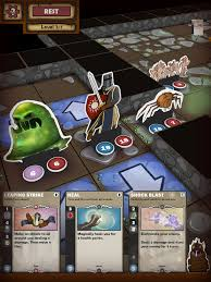 Mint In Box 80s Board Game Throwback Card Dungeon Sets Up For IOS Next Week