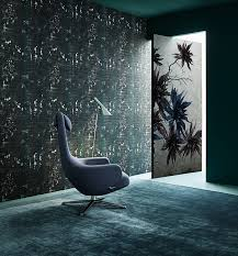 WALLPAPER Essential Wallpaper Is A Stylistic And Technical Path By Walldeco For The Creation Of Wallpapers Where Macro Decorations Give Way To Patterns