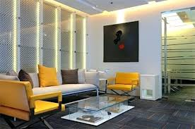 Office Reception Area Design Interior Modest Outdoor Room Picture By