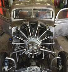 100 1937 Plymouth Truck For Sale With A Radial Aircraft Engine Engine Swap Depot