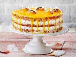 aprikosen hummel torte rezept lecker aprikosentorte