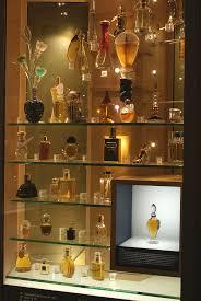 Perfume Bottle Display