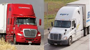 100 Knight Trucking Company Swift Transportation Holdings Reports Profit Gains In 4Q