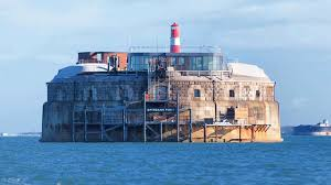 100 Spitbank Fort Party Hotel And Island For Hire