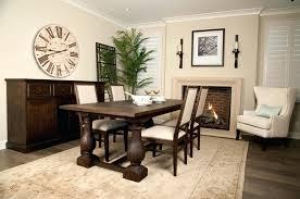 Stylish Design Dining Room Table Restoration Hardware
