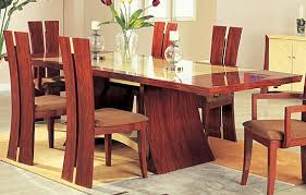 Stylish Dining Tables Contemporary For Your Tiny Space Awesome Wooden Style Arts