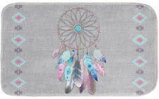 badzubehör textilien badematte bunt gr 60 x 40
