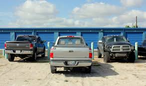 100 Repo Trucks In The Land Of The Oil Bust The Business Booms Texas Standard