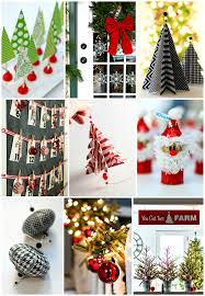 Pine Cone Christmas Tree Centerpiece by Christmas Tree With Burlap Ribbon U0026 Pine Cones It All Started