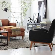 frankie chair west elm living room living rooms