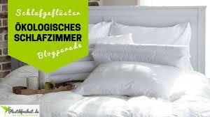 mit einem ökologischen schlafzimmer zu besserem schlaf