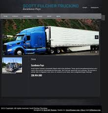 Scott Fulcher Trucking Competitors, Revenue And Employees - Owler ...